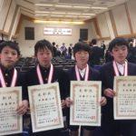 平成28年倉敷市スポーツ奨励章を受賞