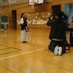倉敷ケーブルテレビさんが剣道の取材に来てくれました。